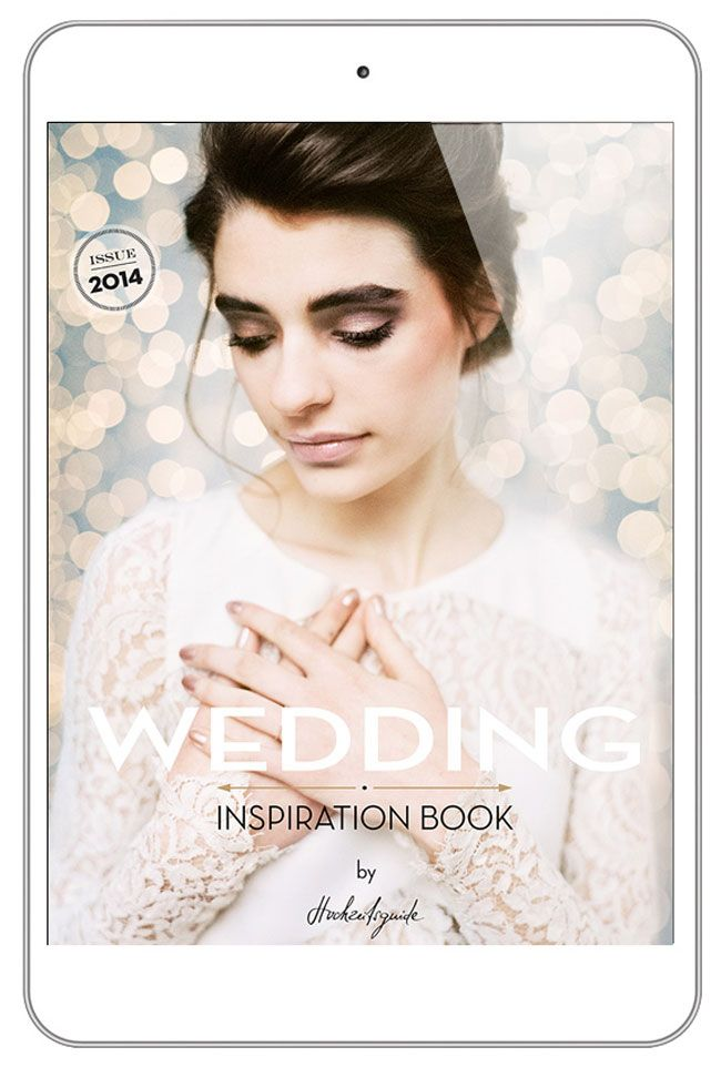 THE NEW WEDDING INSPIRATION APP WITH 200 PAGES FANTASTIC STORIES BY HOCHZEITSGUIDE!