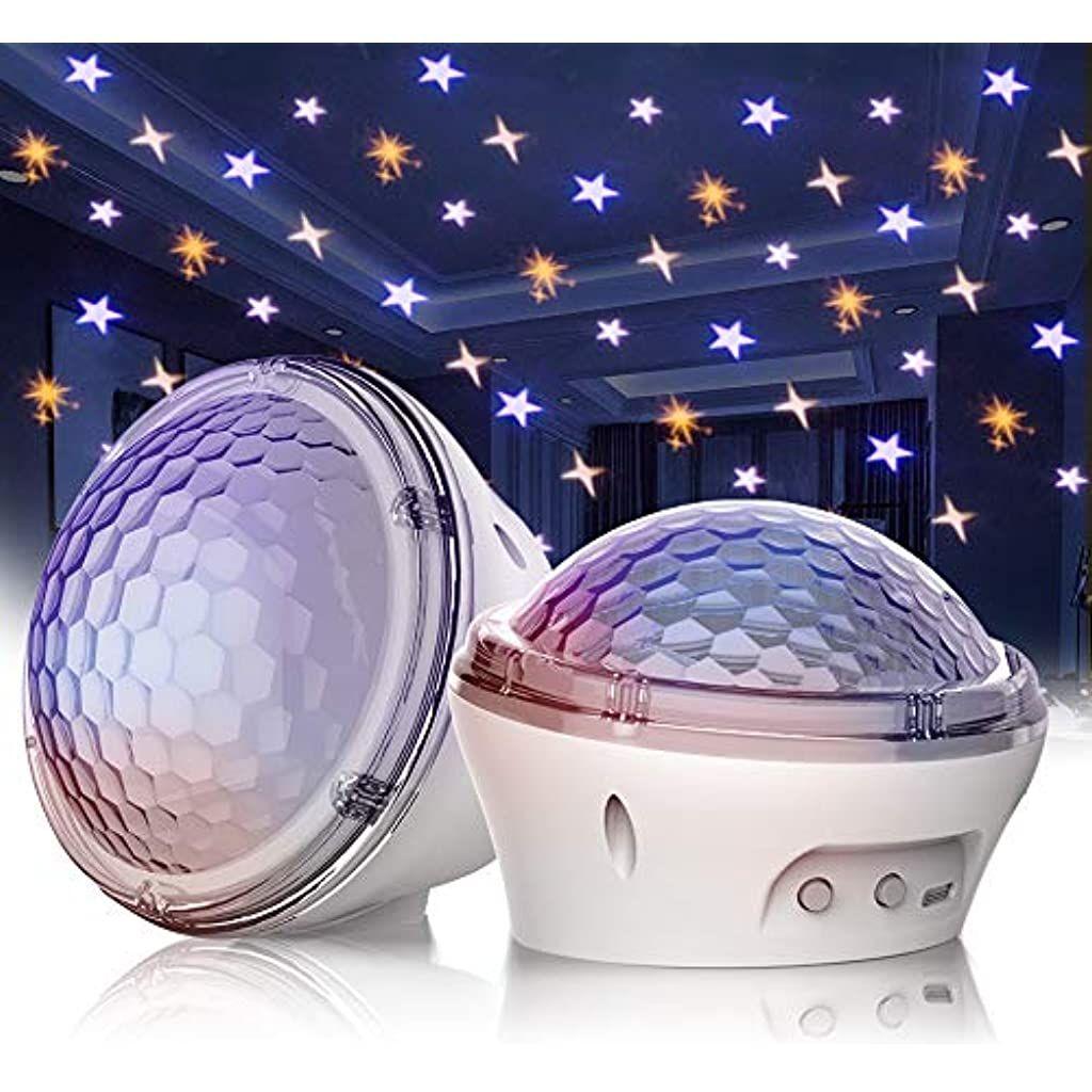 Star Projector Night Lights Led Leuchten Fur Schlafzimmer Zimmer Mit 4 Modi Und Timer Einstellung 2020 New Launch Model In 2020 Led Lampe Led Projektor Nachtleuchte