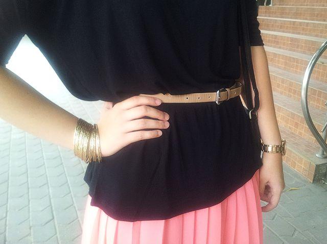 Teen Fashion Diary: Pleats & Flatforms