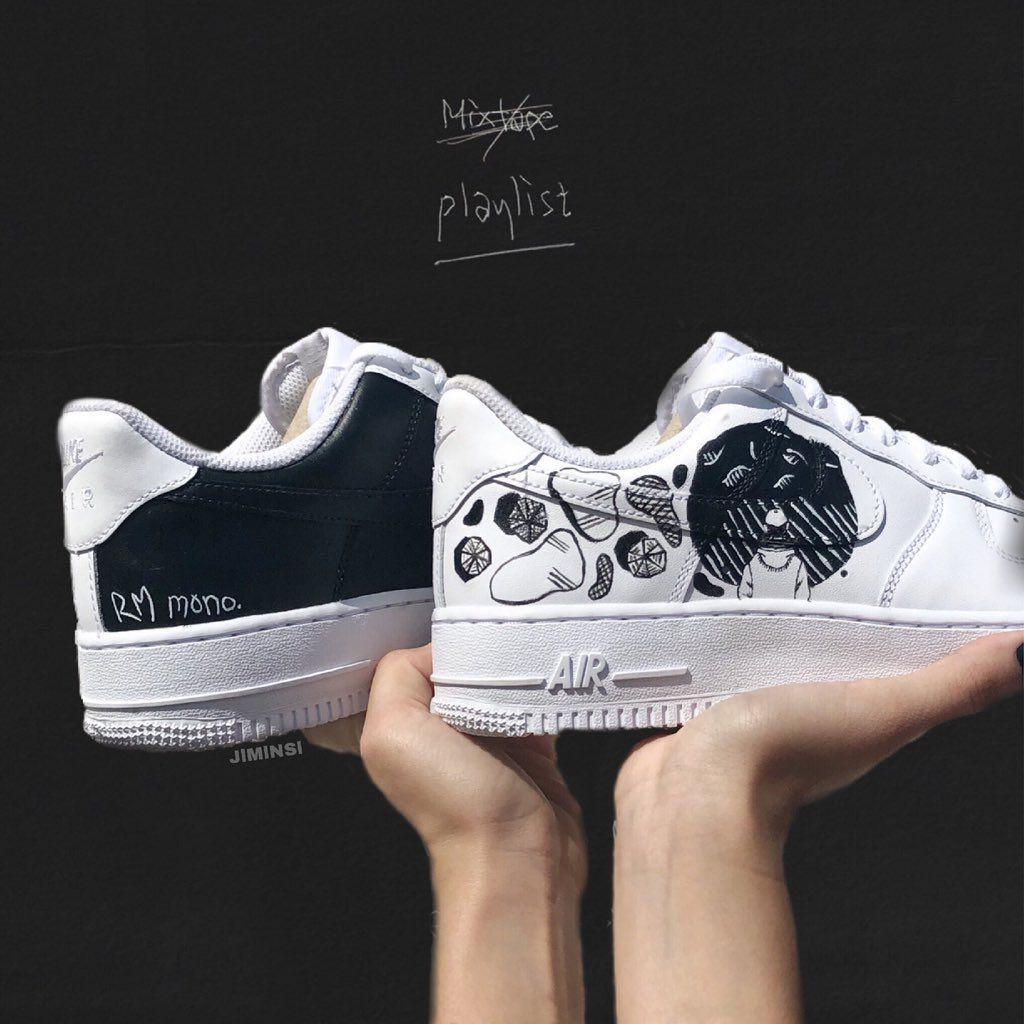 On Andrea In 2019Bts ShoesCustom Fashion R4j3Lq5cAS