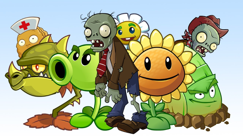 Plants Vs Zombies 3 Officially Announced In 2020 Zombie Plants