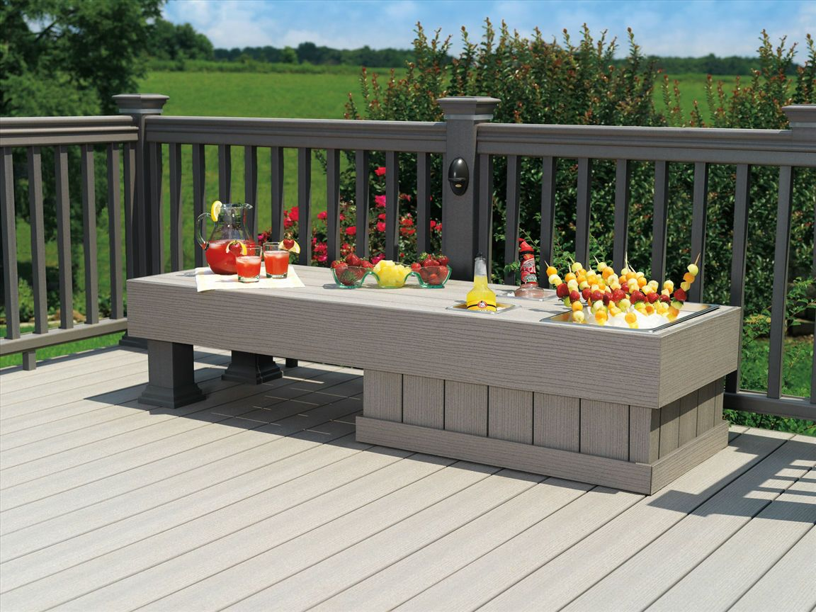 Timbertech has all types of tools to help design your browse composite decking railing and fencing photos timbertech baanklon Images