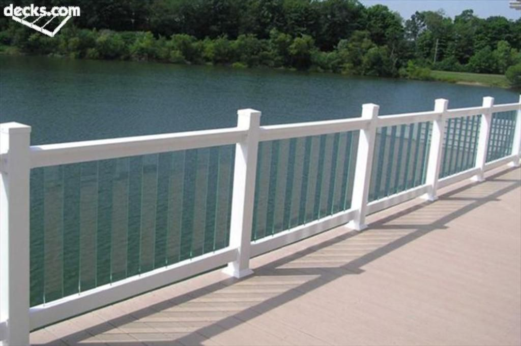 Metal Deck Railings Do It Yourself pictures, photos