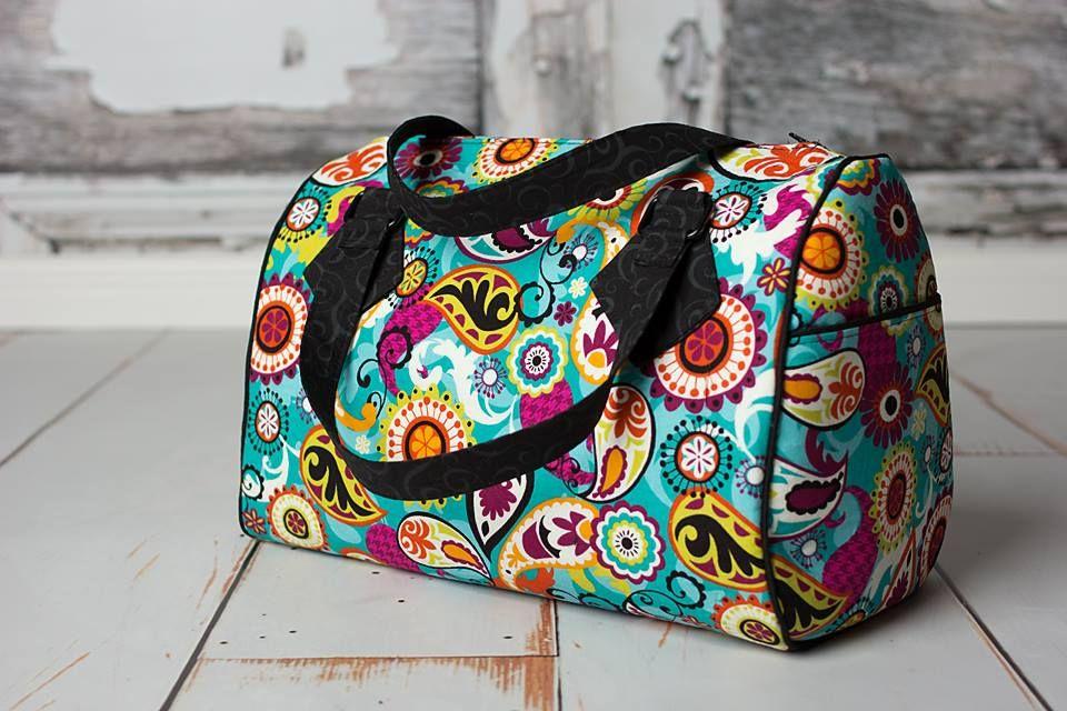 Blanche Barrel Bag | Taschen nähen, Nähen und Mappen