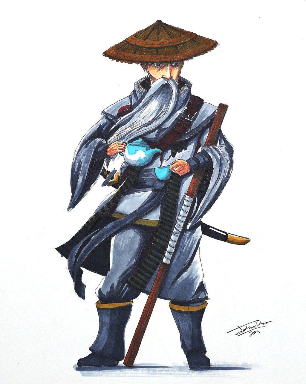 Sensei wu on deviantart - Sensei ninjago ...