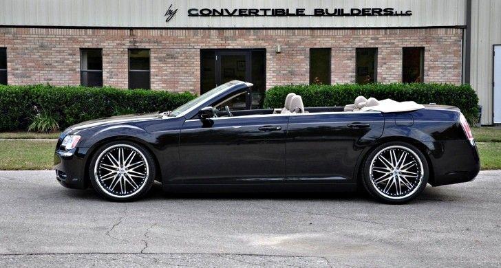 Convertible Chrysler 300