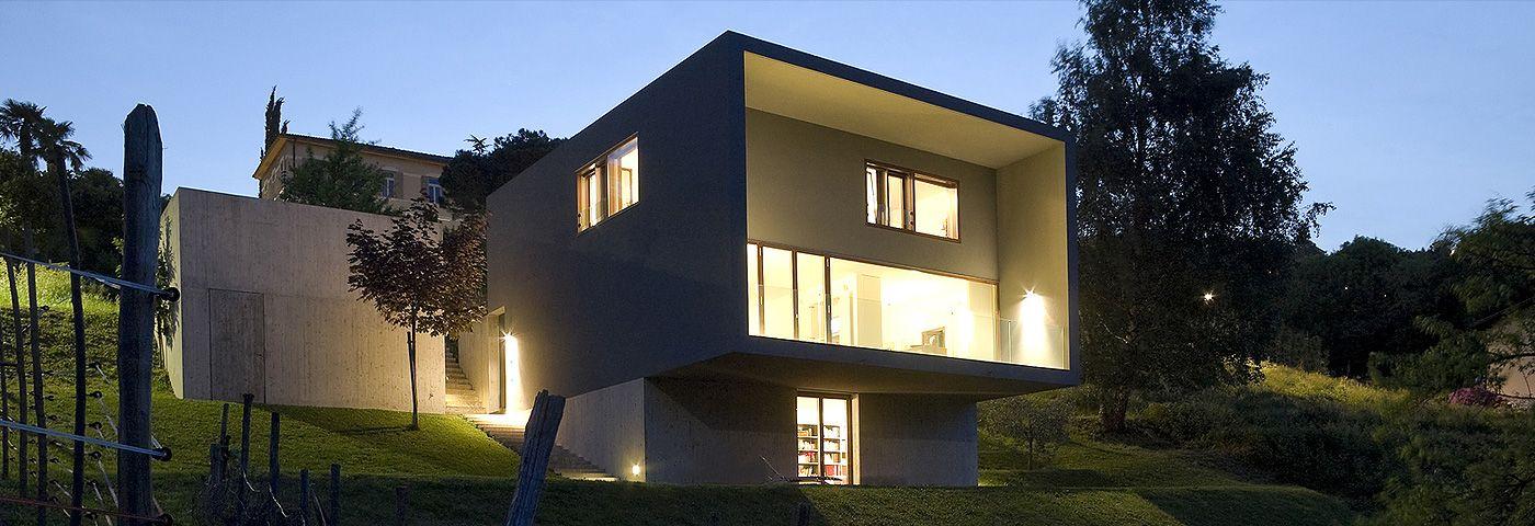 Casas prefabricadas de hormig n modernas - Presupuesto casas prefabricadas ...
