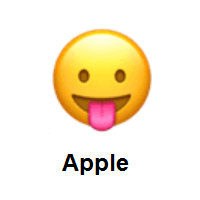 Meaning Of Emoji Face With Stuck Out Tongue In 2020 Emoji Faces Emoji Stick It Out