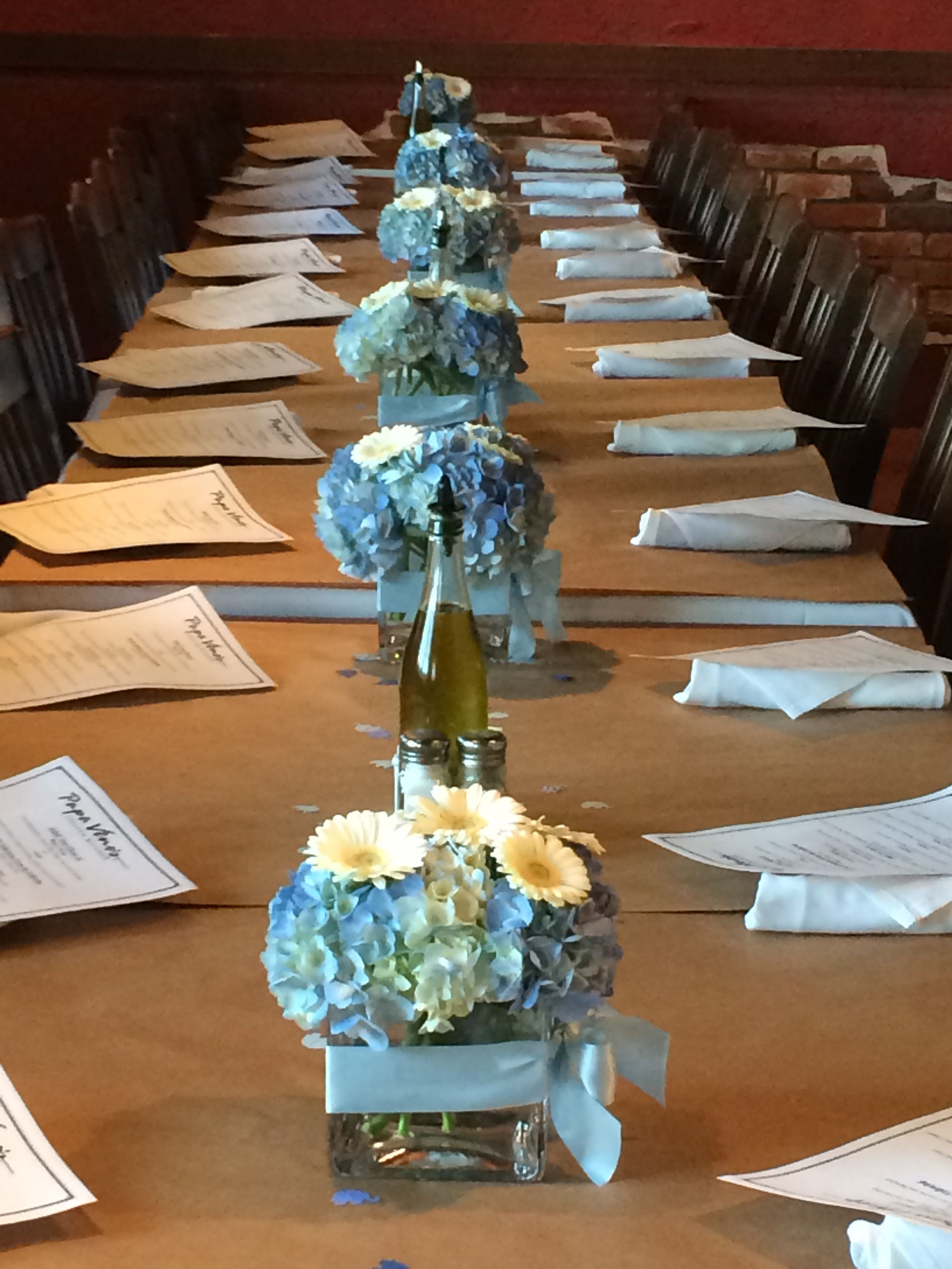 Its A Boy Centerpieces For Baby Shower 6 1 Cleverbumblebee