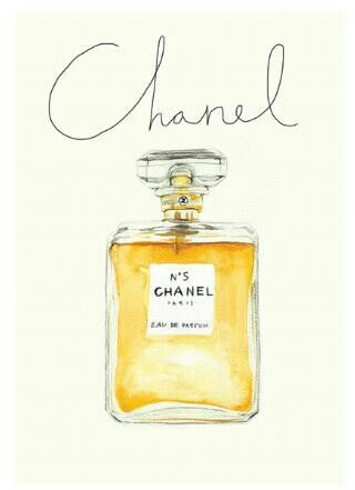 Chanel No.5 - Its not a classic, its a cliché. Smells bloomin' awful.