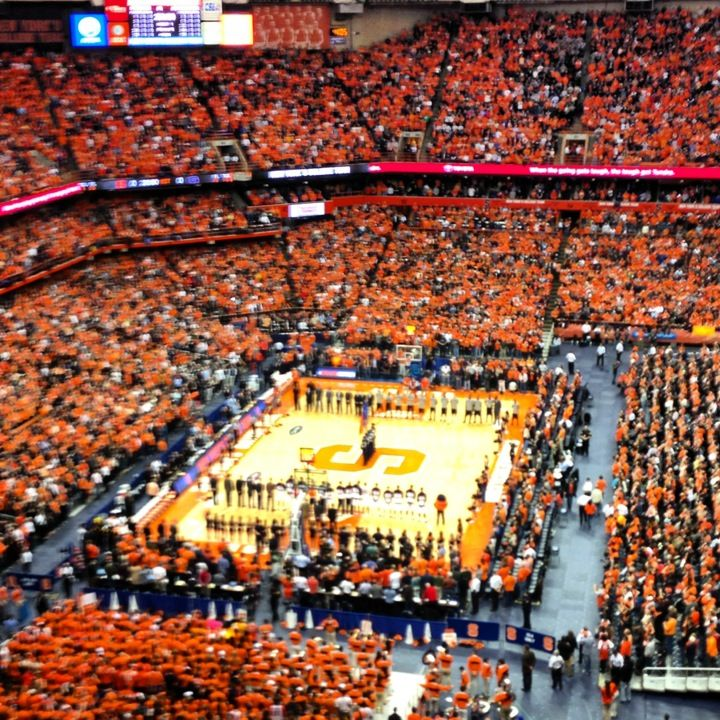 Carrier Dome Places To Go Syracuse New York Syracuse