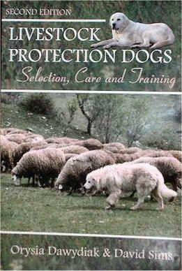 Lpd Book Livestock Guardian Dog Training Book Sheep Goats