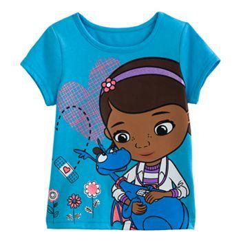 Disney Doc McStuffins Tee - Toddler
