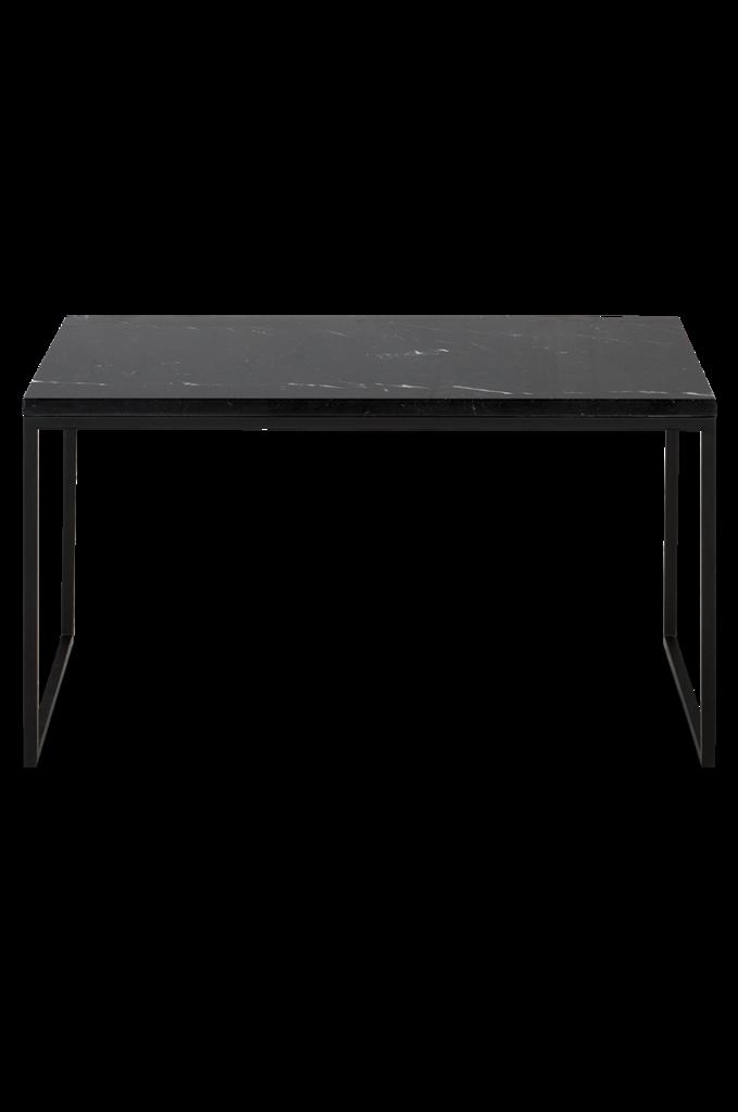 Marmo Low Clubtisch Schwarz Interio Online Clubtisch Weisse Tischplatte Tisch