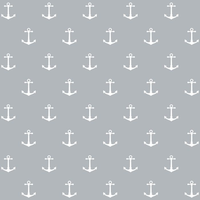 Anchor Wallpaper, Removable Wallpaper