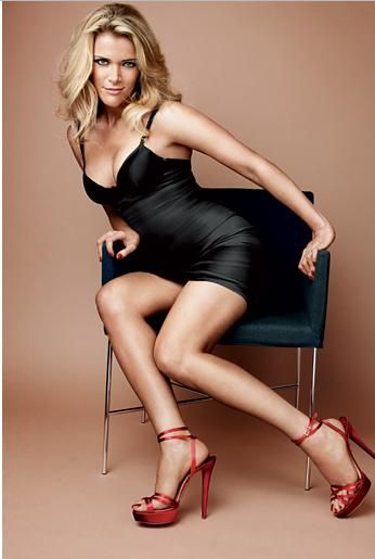 blonde Hot bombshell latina