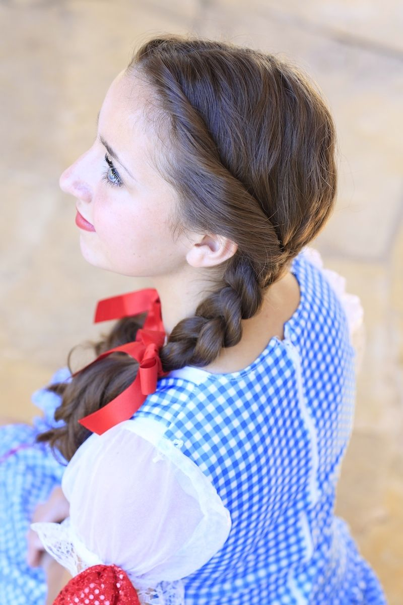 Dorothy Braids | The Wizard of Oz | DIY | Pinterest | Dr. oz ...