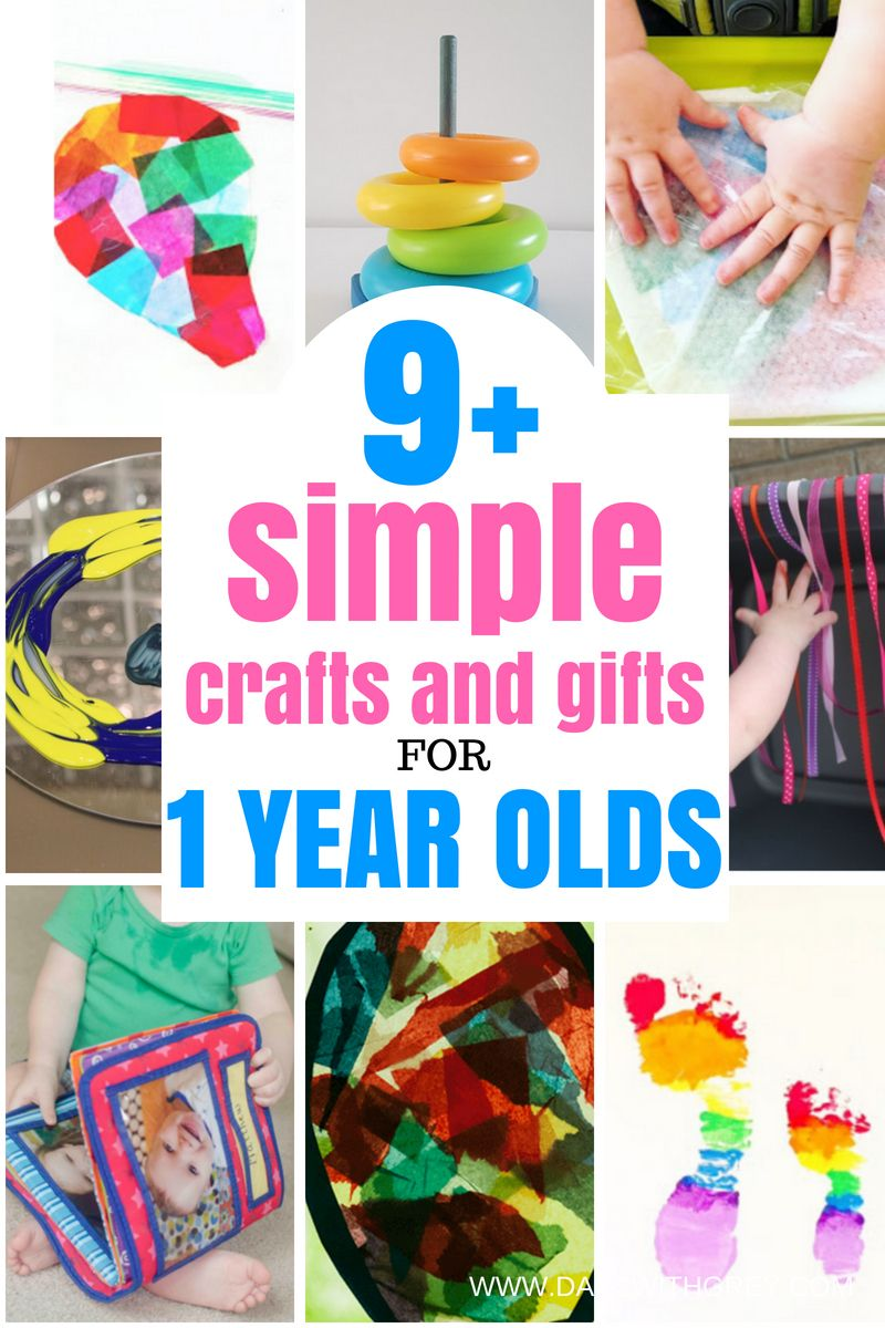 40 Best Activities For One Year Olds Activities For One