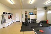 Photo of Coole Hobbyraumidee für die Garage. Ein großartiger Ort für die Jungs zum Abhängen oder …, #cool # …