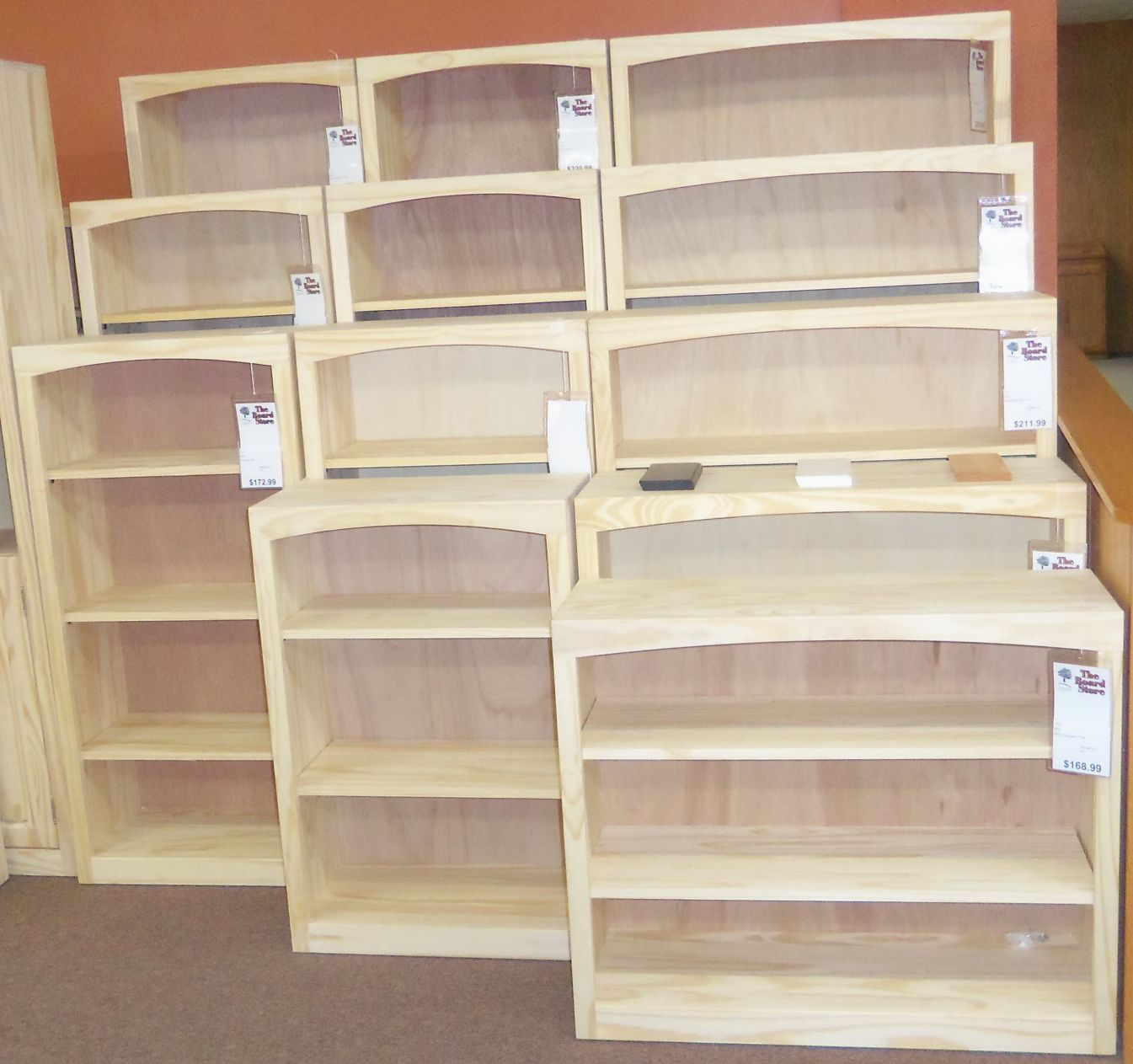 100+ Unfinished Furniture Bookcase - Vintage Modern Furniture Check more at http://fiveinchfloppy.com/unfinished-furniture-bookcase/