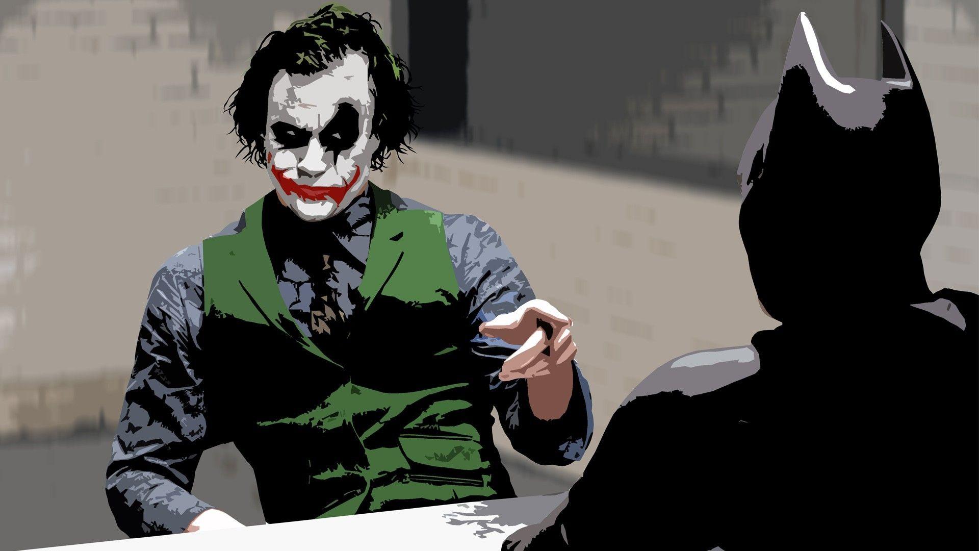 Hd wallpaper of joker - The Joker Wallpapers 1920 1080 The Joker Dark Knight Wallpapers 53 Wallpapers