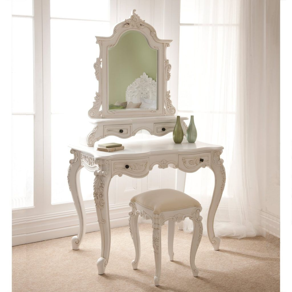 Antique french dressing tables bedroom design pinterest french