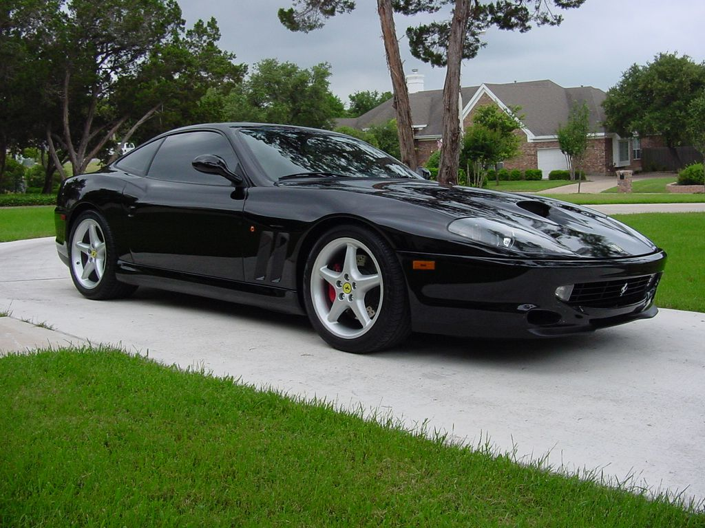 2001 ferrari 550 2 dr maranello coupe the best of. Black Bedroom Furniture Sets. Home Design Ideas
