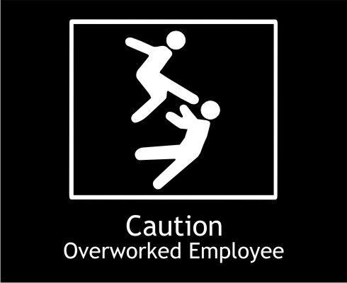 Overworked And Underpaid Work Stress Humor Overworked Meme Work Humor