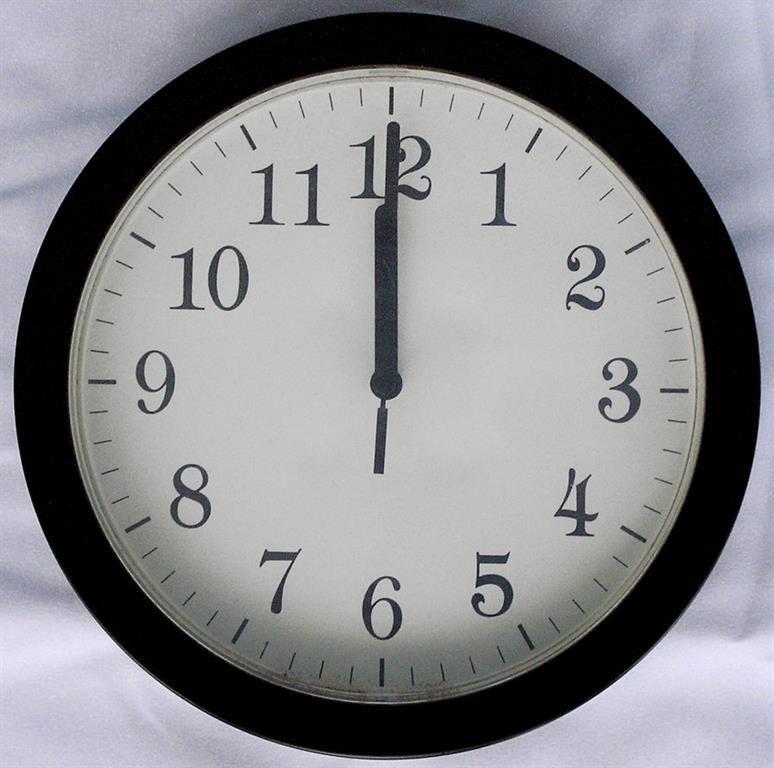 kim phút và kim giờ gặp nhau bao nhiêu lần 1 ngày