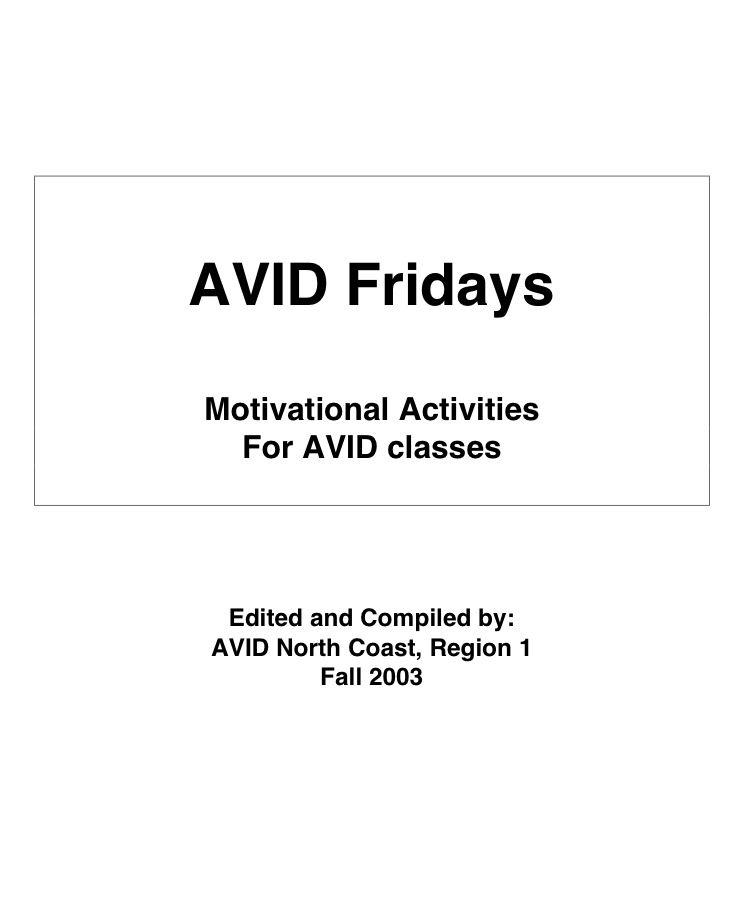 Pin By Shonda Keys On Avid Pinterest Avid Strategies Classroom