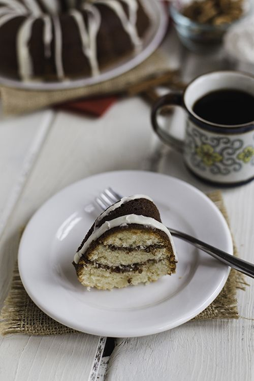 Make Ahead Sour Cream Coffee Cake Perfect For Christmas Morning Design Mom