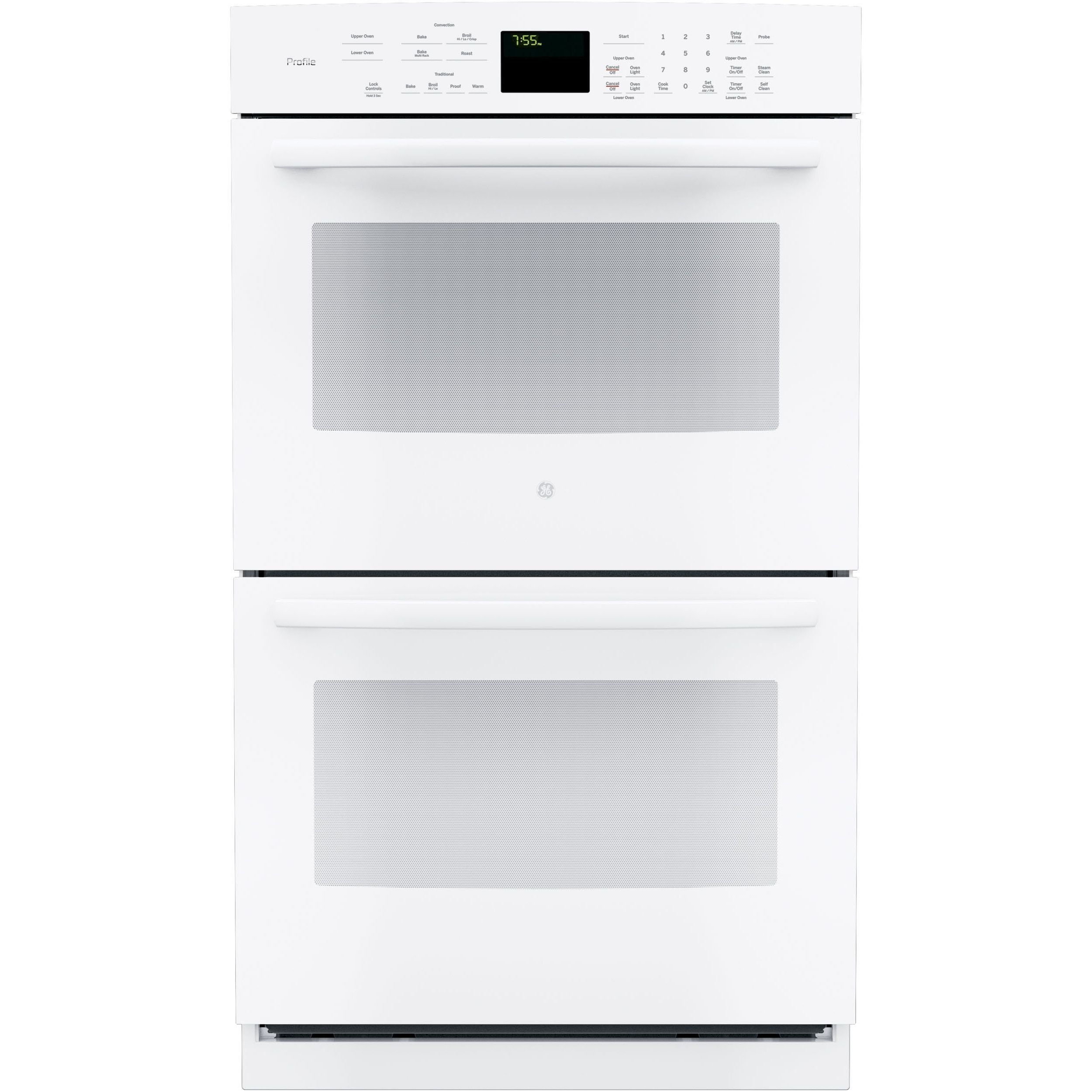 Ge Profile Series 30 Built In Double Wall Oven With Convection