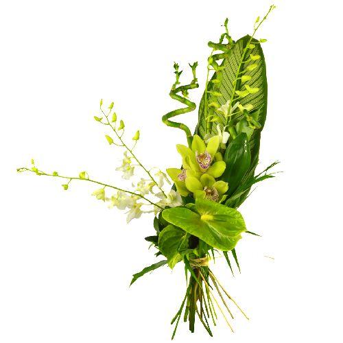 Nebraska est un splendide bouquet exotique tout en hauteur for Bouquet exotique