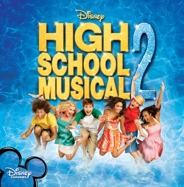 You Are The Music In Me From High School Musical 2 Soundtrack