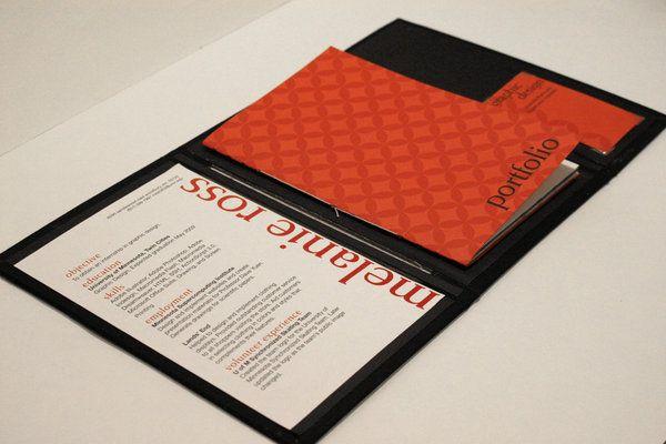 resume folder www