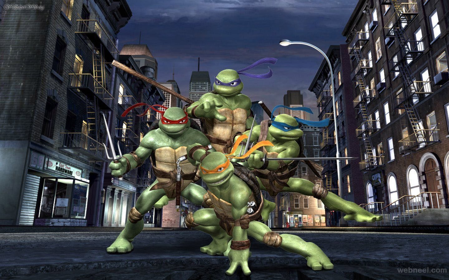 teenage mutant ninja turtles wallpapers wallpaper | hd wallpapers