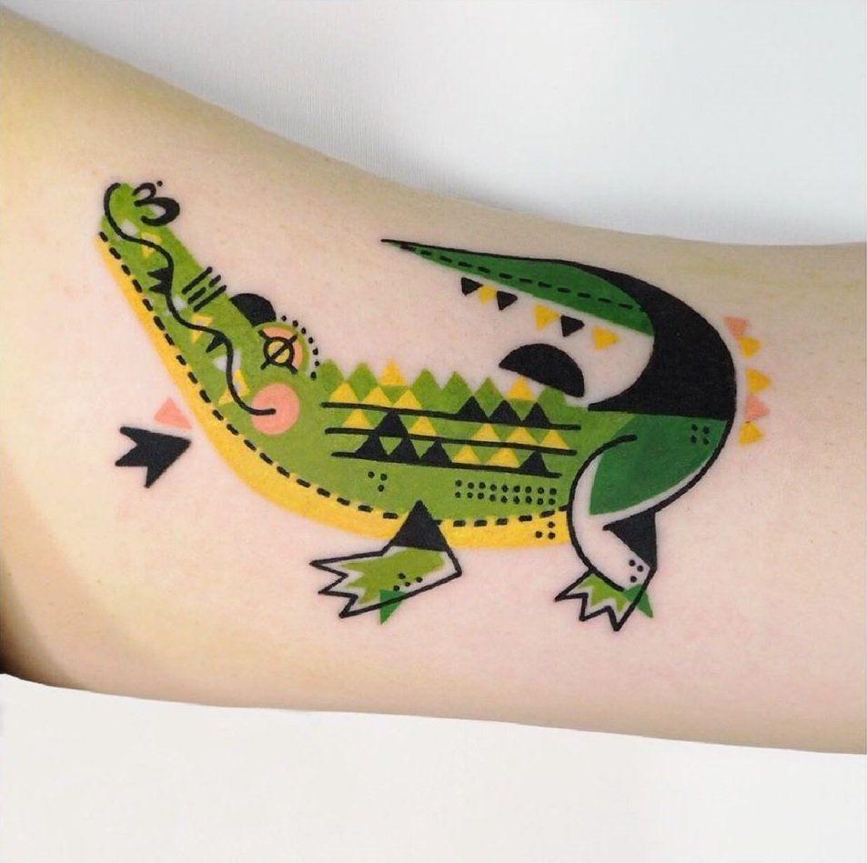 Photo of 15 Tatuajes para hacer de tu piel una pintura minimalista