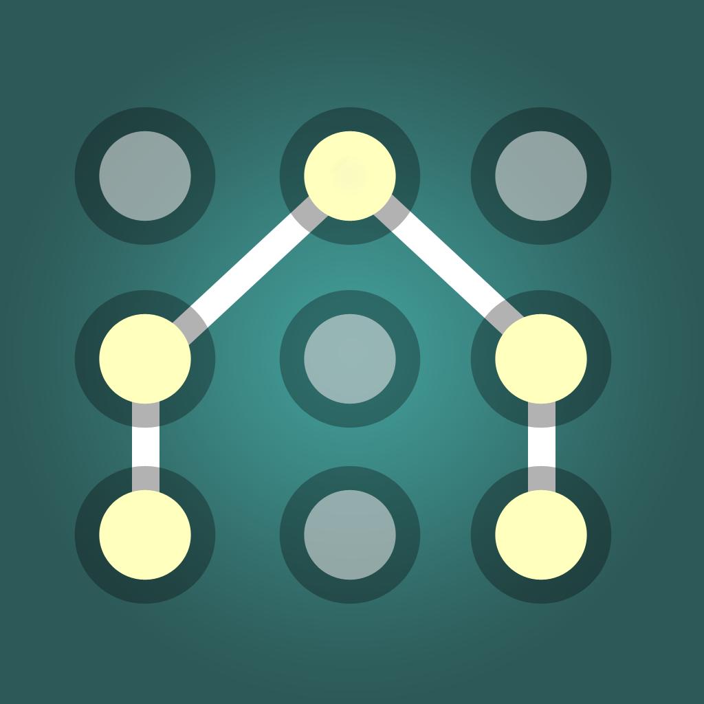 Dot Lock App Icon Ios app icon, App icon, Ios app