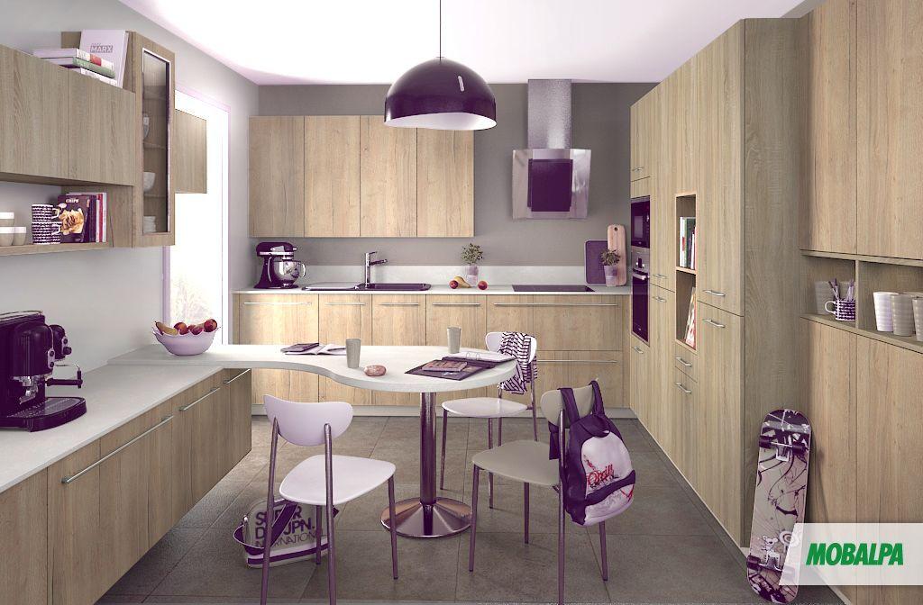 Simulation cuisine mobalpa U Déco / Maison Pinterest - logiciel 3d maison gratuit