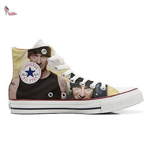 Converse All Star personalisierte Schuhe (Custom Produkt) Elegant Paisley  size 45 EU e07dddcf11d77