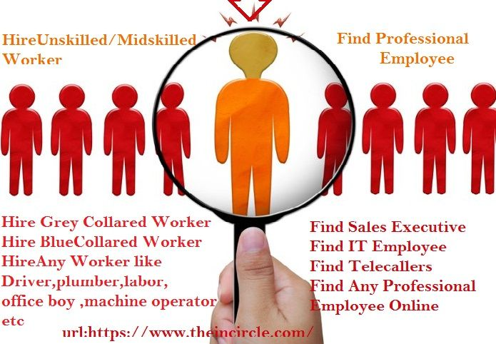 Pin By Theincircle Com On Find Resumes Job Portal Worker Hiring
