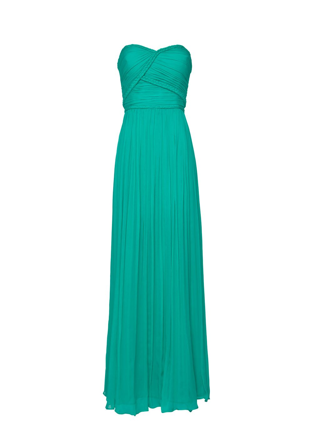 Strapless gown - Women | Strapless gown, Gowns and Winter