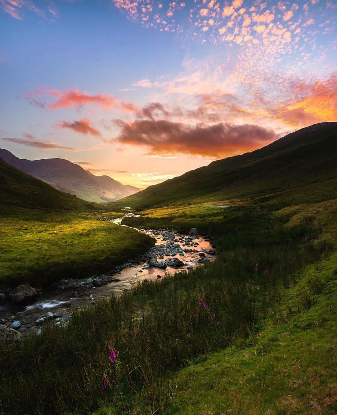 Do You Just Want To Step Into This Photo And Watch The Sun Go Down With This Incredible View We Sure Do Honister Pass