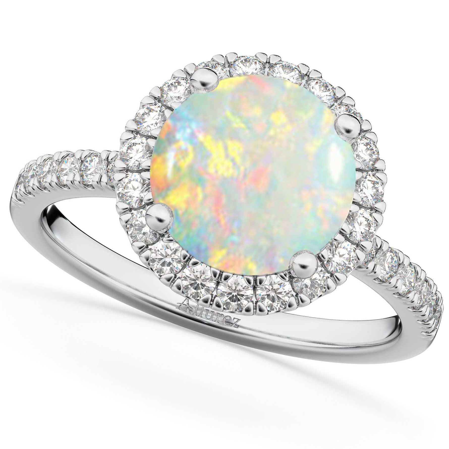 precious crystal beautiful natural color classic and engagement white green gold oval rings diamond australian opal play pin in purple with yellow ring of