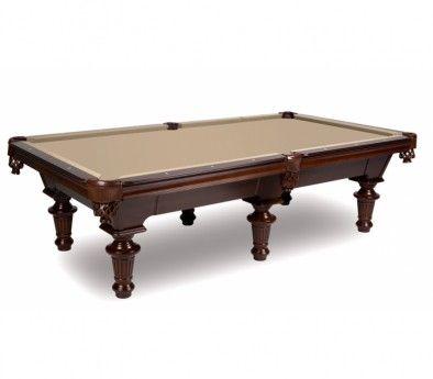 Olhausen Innsbruck 6 Leg Pool Table