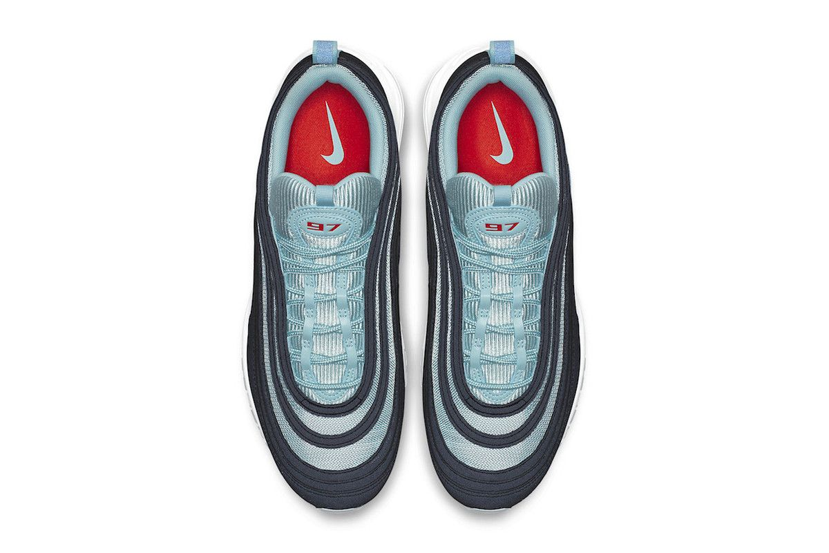 Nike Dresses the Air Max 97 in a Breezy