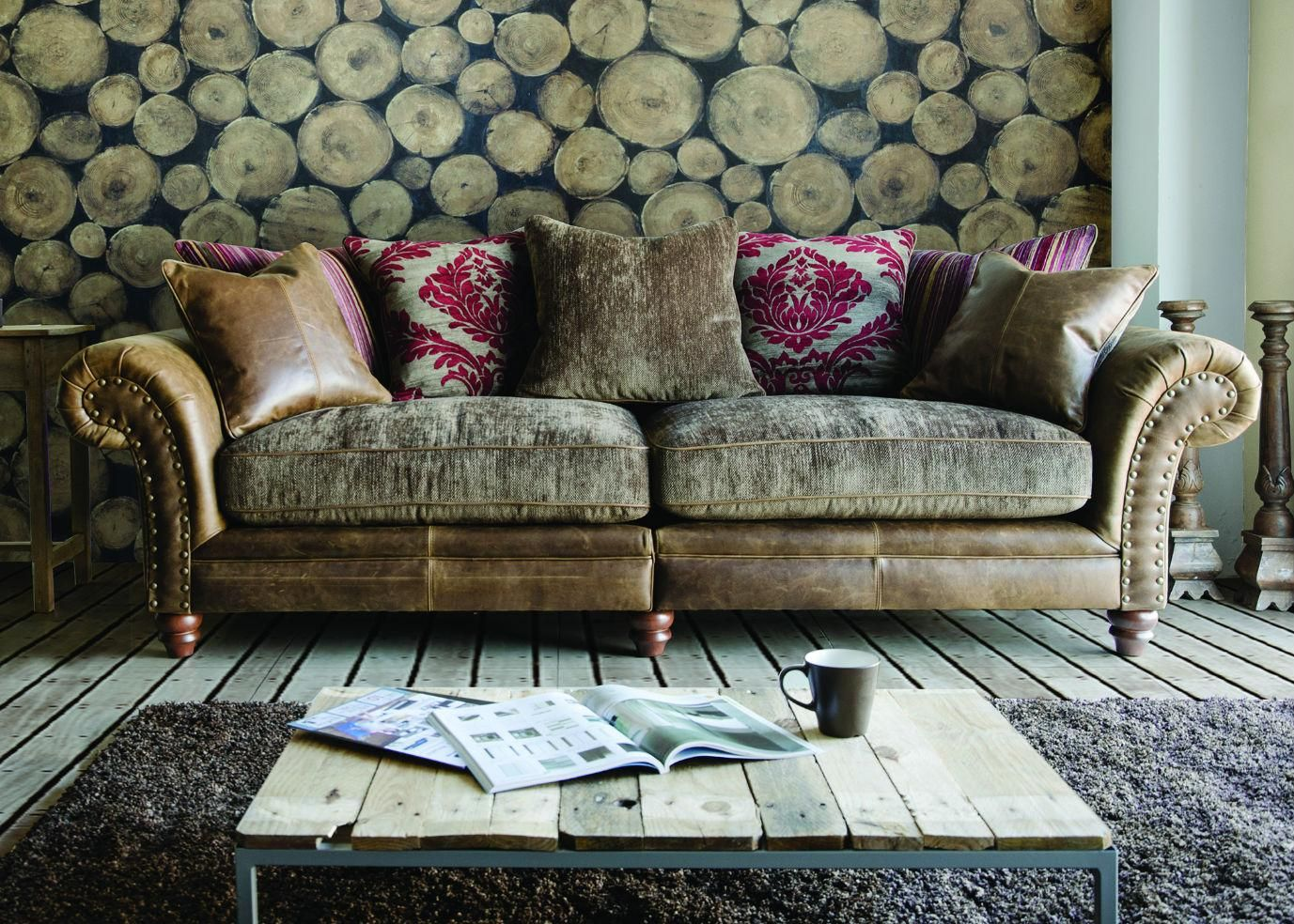 Alexander James Hudson Sofa Collection From Tannahill Furniture Ltd