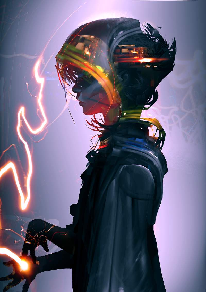 Space Pirate by Viviphyd on DeviantArt