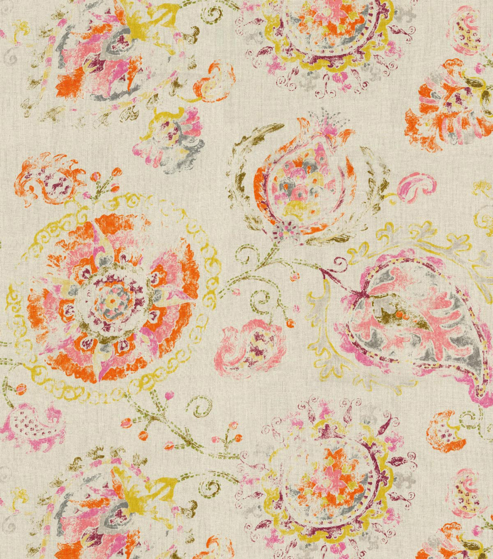 Upholstery Fabric 54 Mackey Chili  | JOANN