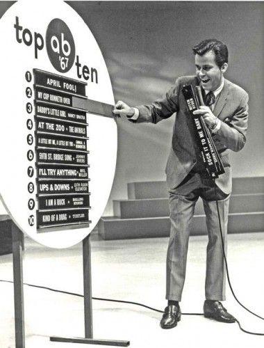 Dick Clark's American Bandstand Top 10 Songs (1967) I always